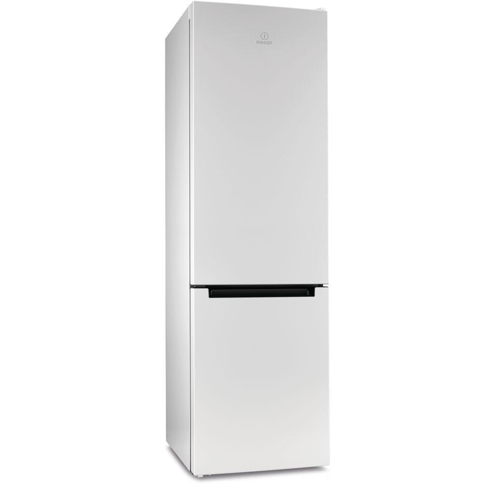 Холодильник с морозильной камерой Indesit DS 3201 W